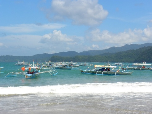 sea boats boating