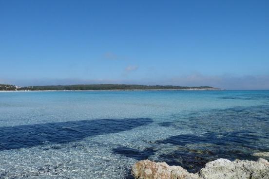 sea mediterranean beach