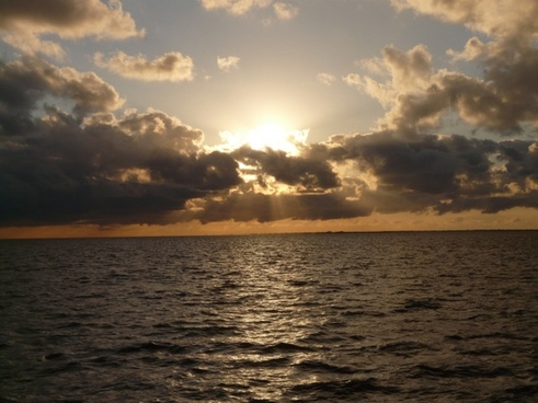 sea ocean wide