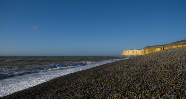 seaford beach walk