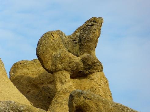 seal cappadocia tufa