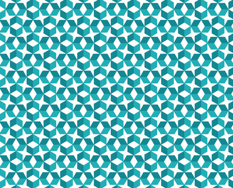 seamless geometry blue colorful pattern texture