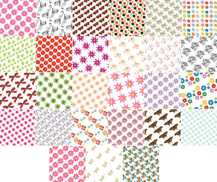 seamless pattern background 1 design vector