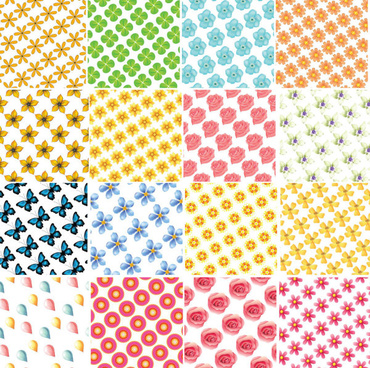 seamless pattern background 3 vector art