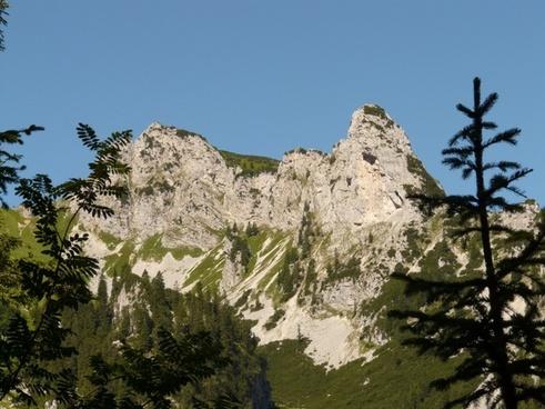 sebenspitze mountain alpine