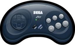 Sega Mega Drive Alternate