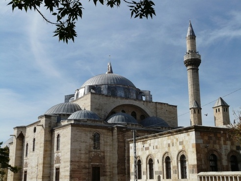 selimiye mosque mosque minaret