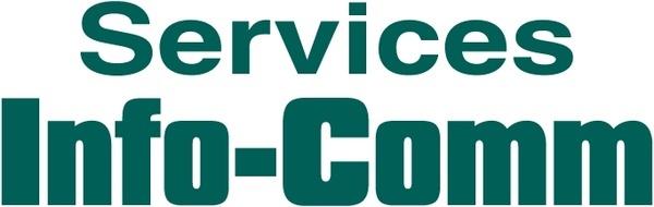 services info comm