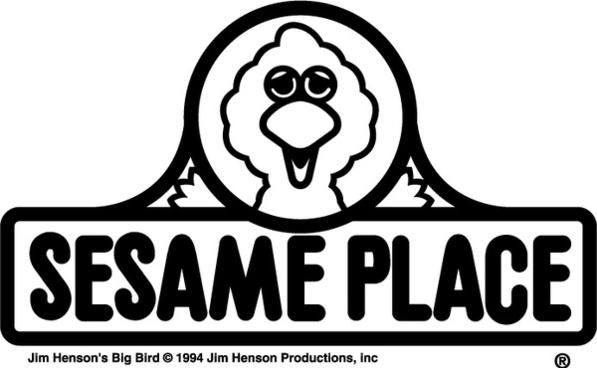 Sesame Place logo