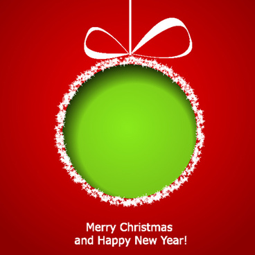 set different of14 christmas vector background