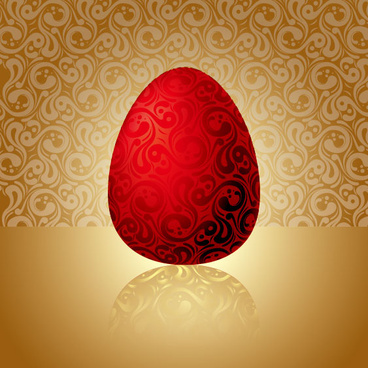 set free vector color egg background