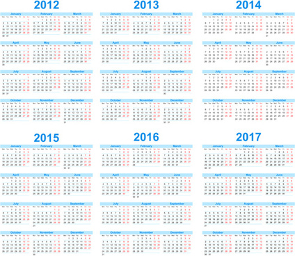 Free Adobe Photoshop Calendar Template Free Vector Download 62182