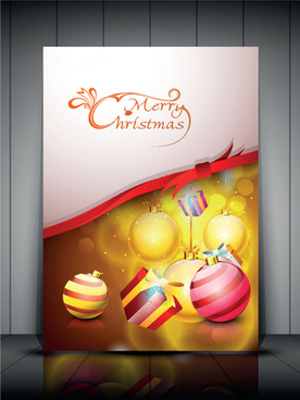 set of13 beautiful greeting card vector