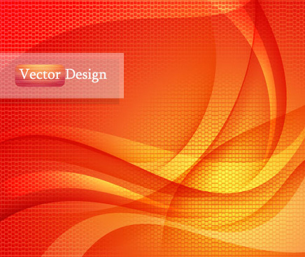 set of abstract shiny vector background