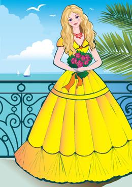 Cartoon Beautiful Princess Images Free Vector Download 26 701 Free