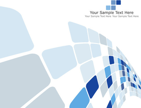 set of concept business background vector