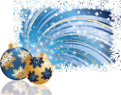 set of dream christmas card design vector