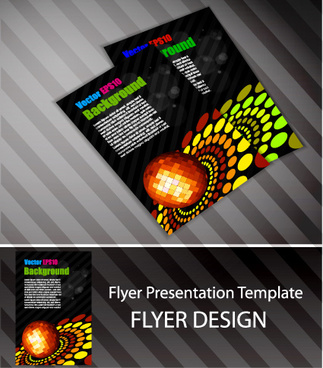 Flyer background template free vector download (53,152 Free vector ...