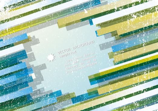 set of garbage 3d elements vector art