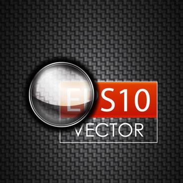 set of glass frames vector background
