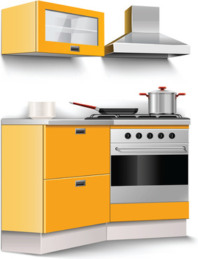 Kitchen Vector Free Vector Download 385 Free Vector For