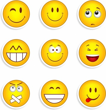 smile face free vector download 2 770 free vector for commercial rh all free download com smiley face vector image smiley face vector image