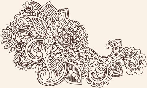Floral Ornament Coreldraw Free Vector Download 21 930 Free Vector