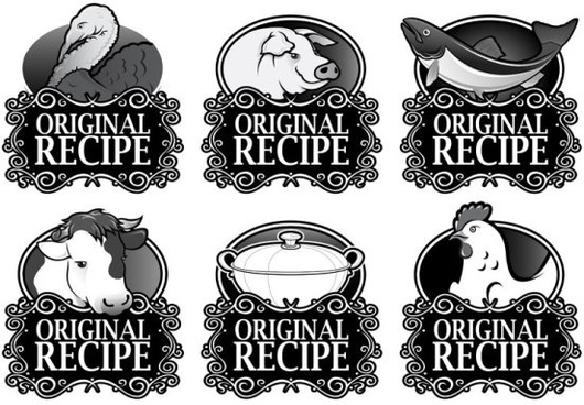 recipes vector free download free vector download 52 free vector