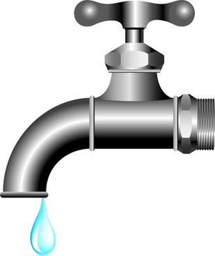 set of tap design template vector graphic