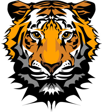 tiger head clip art free vector download (212,793 free vector) for