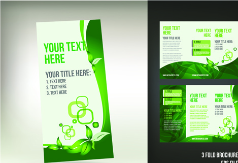 Tri Fold Brochure Template Free Vector Download 14619 Free Vector