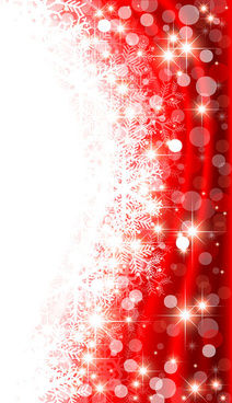 set of xmas backgrounds design elements vector