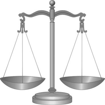 Settlement Law Justice clip art