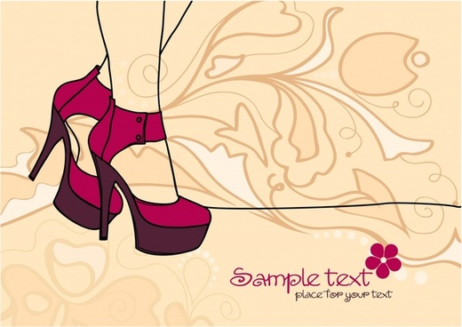 sexy beauty lines vector illustration