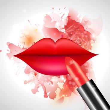 sexy lips and lipstick makeup