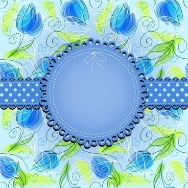 shading flowers line draft lined background vector