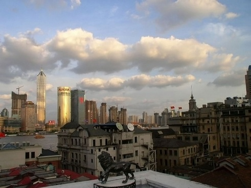 shanghai clouds