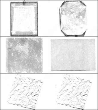 shapes and corner brush