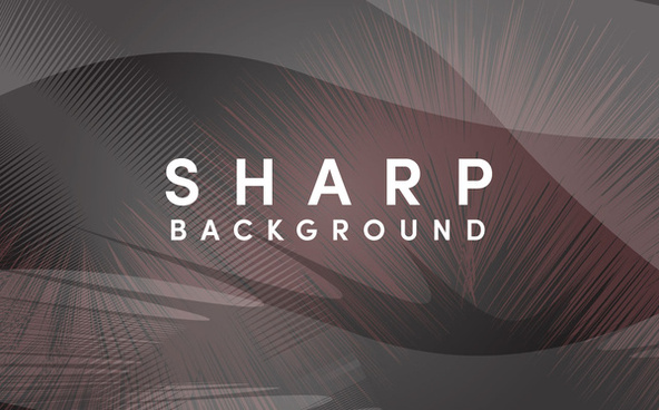 shard dark abstract background vector design