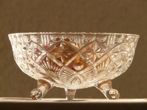 shell glass bowl vessel