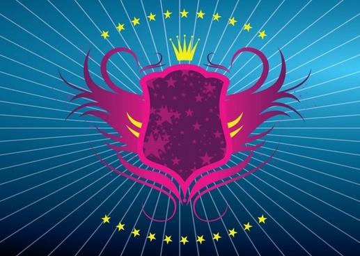 Shield Vector Graphic