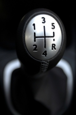 shift lever to highdefinition picture