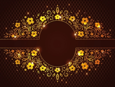 shining pattern background 01 vector