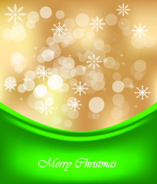 shiny14 christmas snowflake background vector