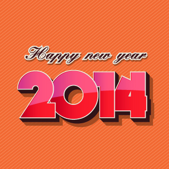 shiny14 new year background vector