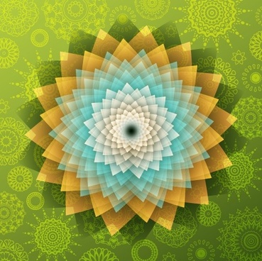 shiny abstract patterns vector background