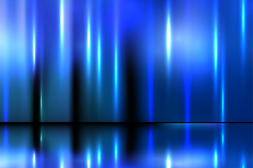 shiny blue object background art