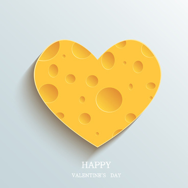 shiny cheese background art vector