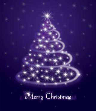 shiny christmas vector graphic