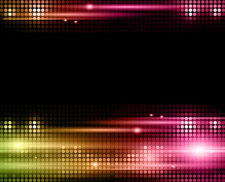 shiny dynamic backgrounds vectors